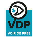 Logo des Éditions Voir de Près