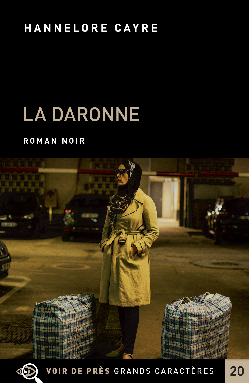 Couverture de l'ouvrage La Daronne