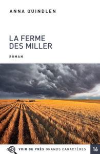 Couverture de l'ouvrage La Ferme des Miller
