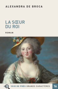 Couverture de l'ouvrage La Sœur du Roi