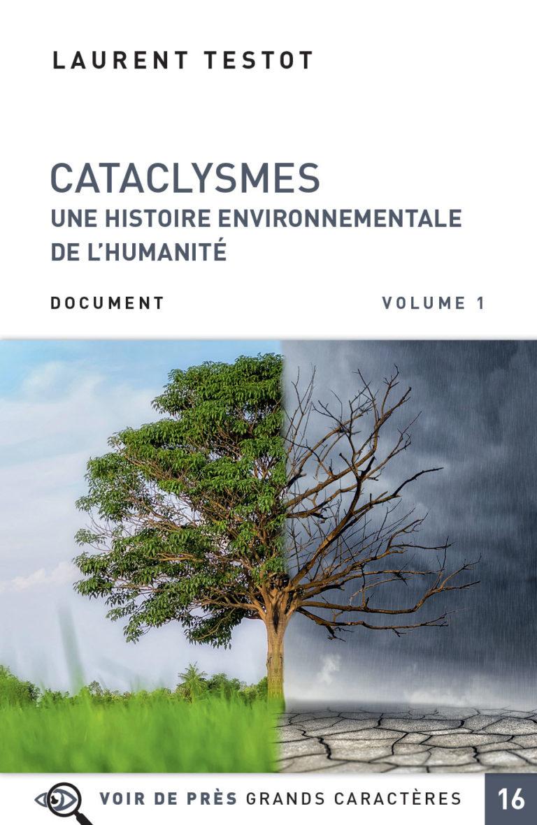 Couverture de l'ouvrage Cataclysmes