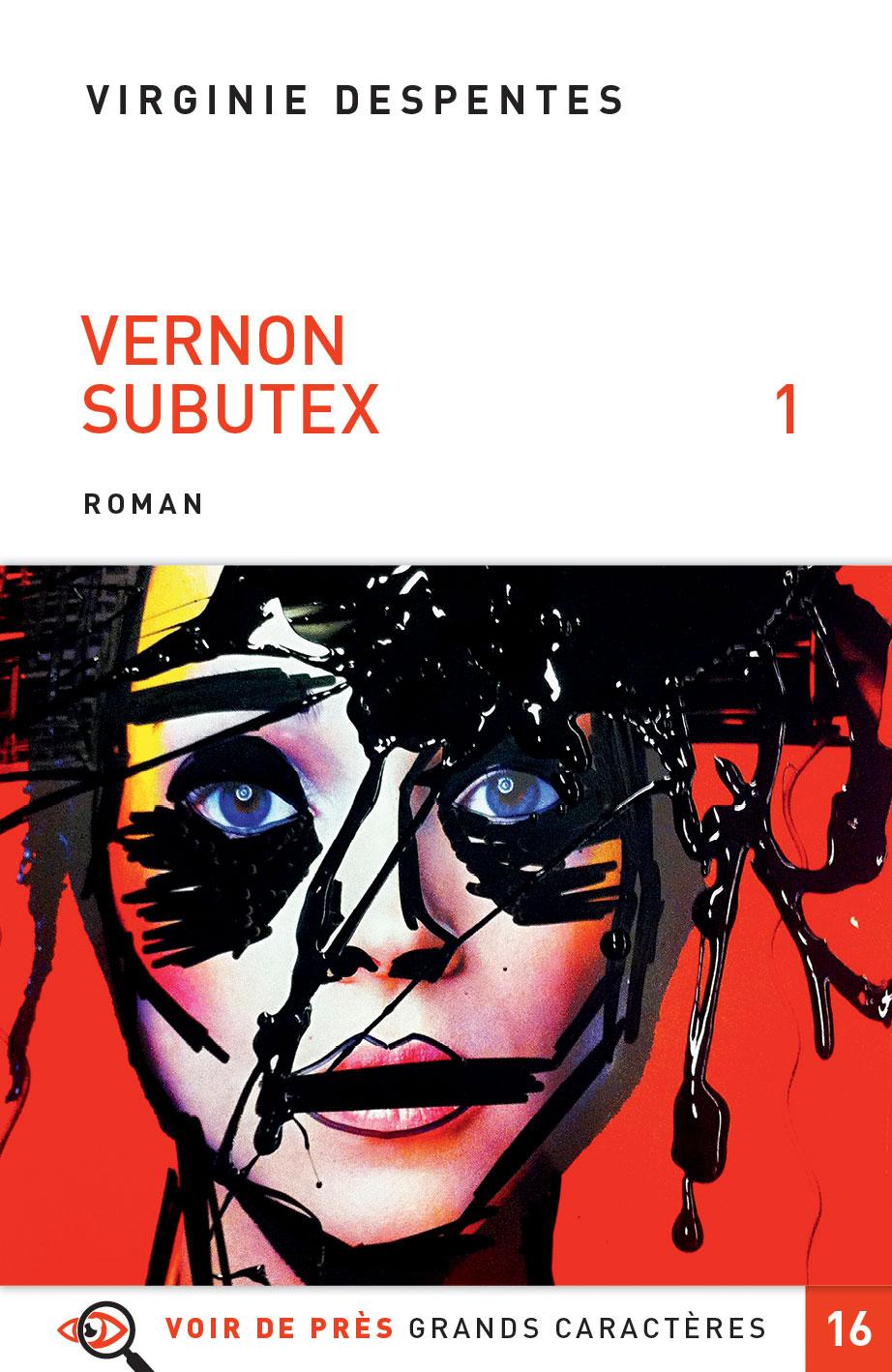 Couverture de l'ouvrage Vernon Subutex – Tome 1