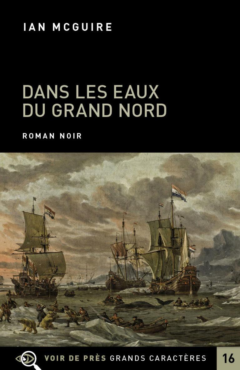 Couverture de l'ouvrage Dans les eaux du Grand Nord
