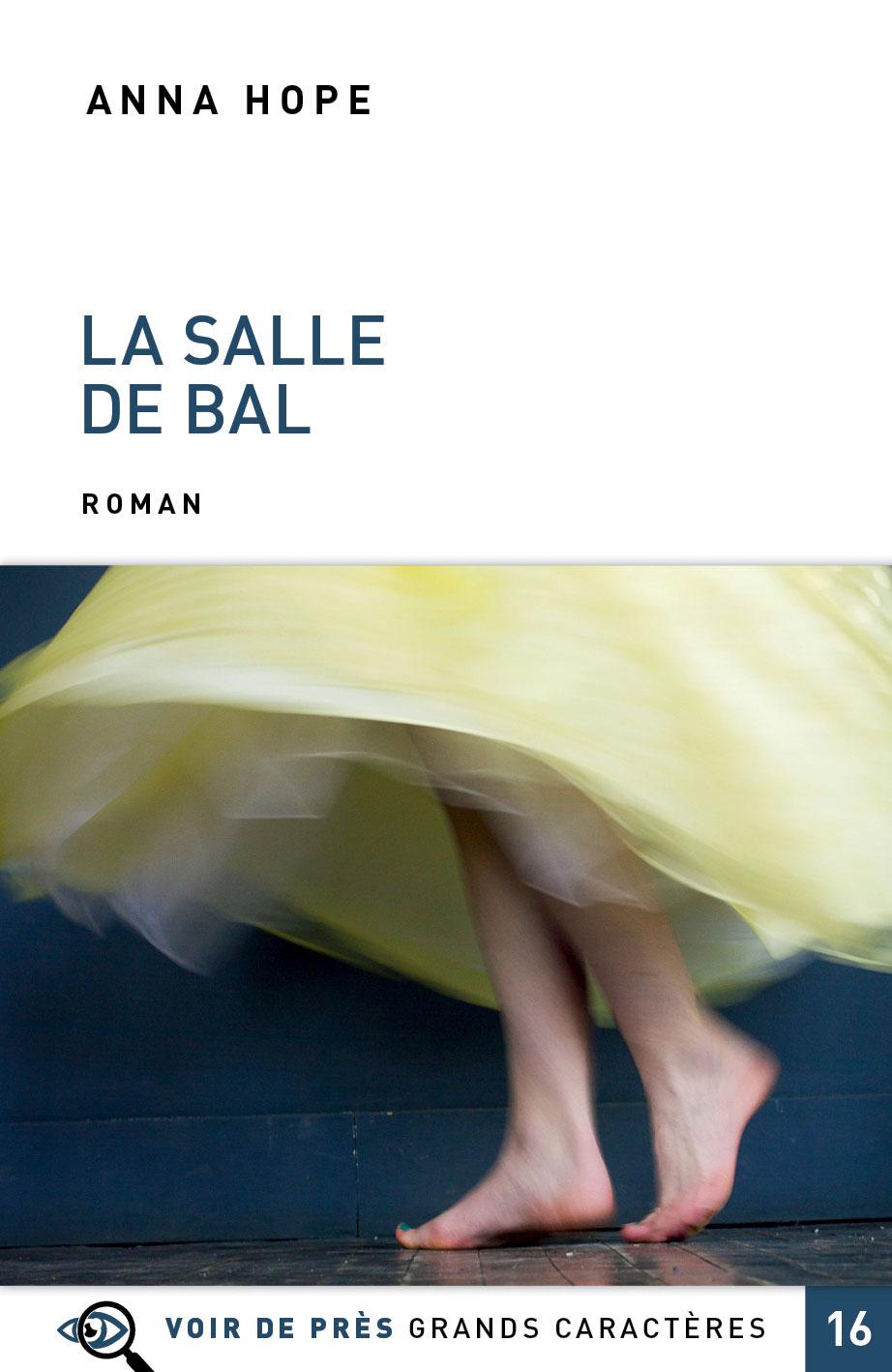 Couverture de l'ouvrage La Salle de bal