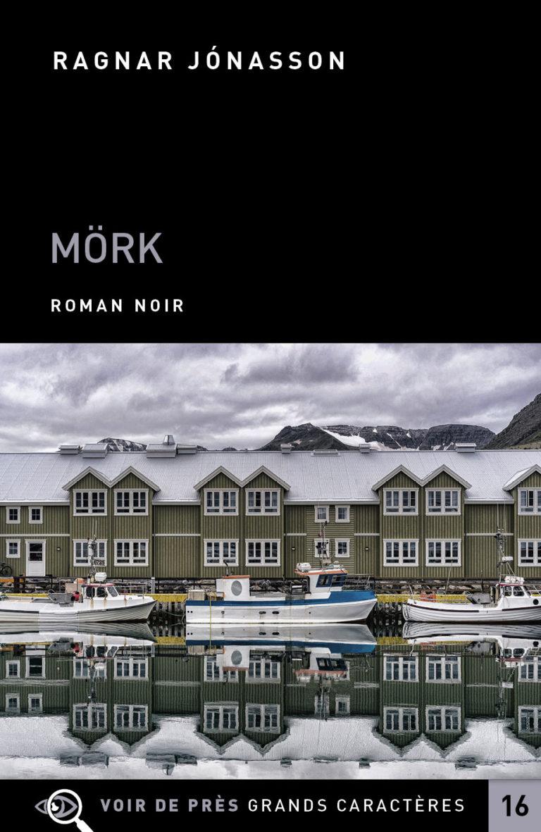 Couverture de l'ouvrage Mörk