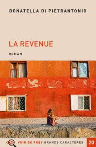 Couverture de l'ouvrage La Revenue
