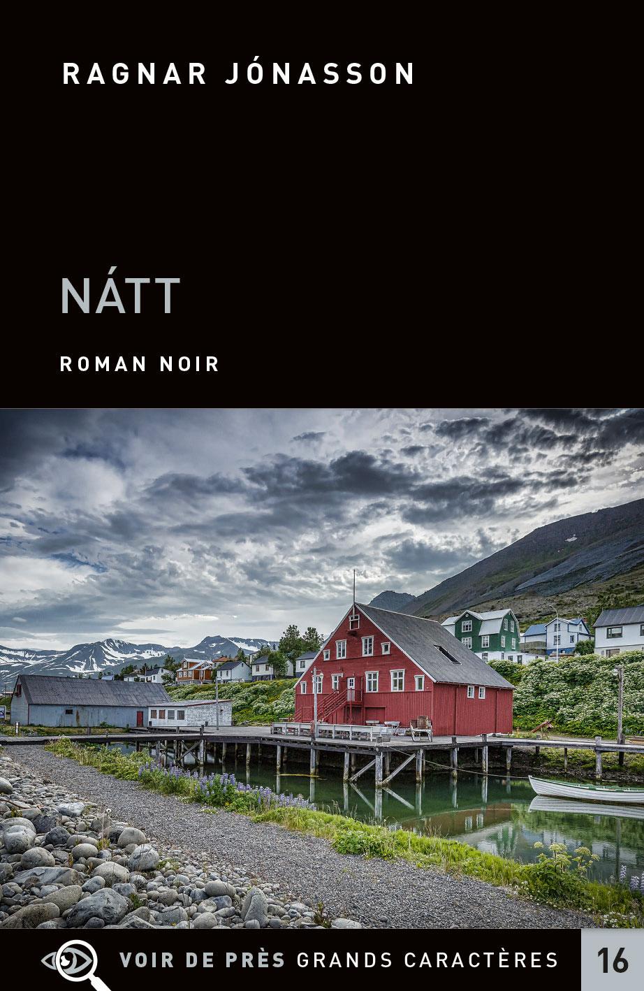 Couverture de l'ouvrage Nátt