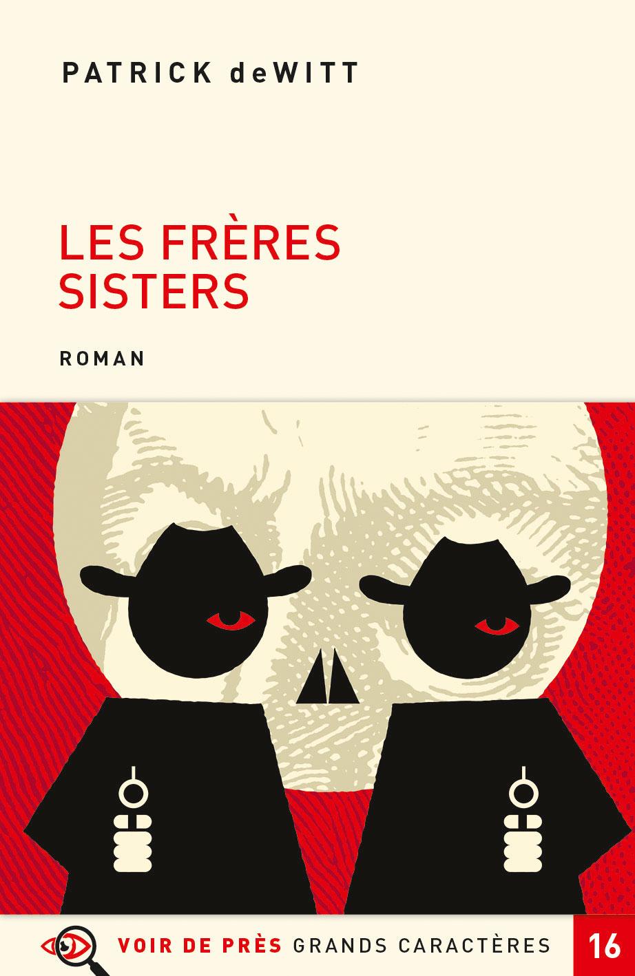 Couverture de l'ouvrage Les Frères Sisters