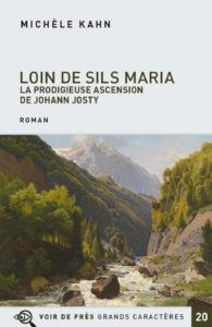 Couverture de l'ouvrage Loin de Sils Maria