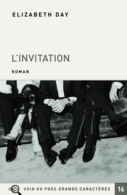 Couverture de l'ouvrage L'Invitation
