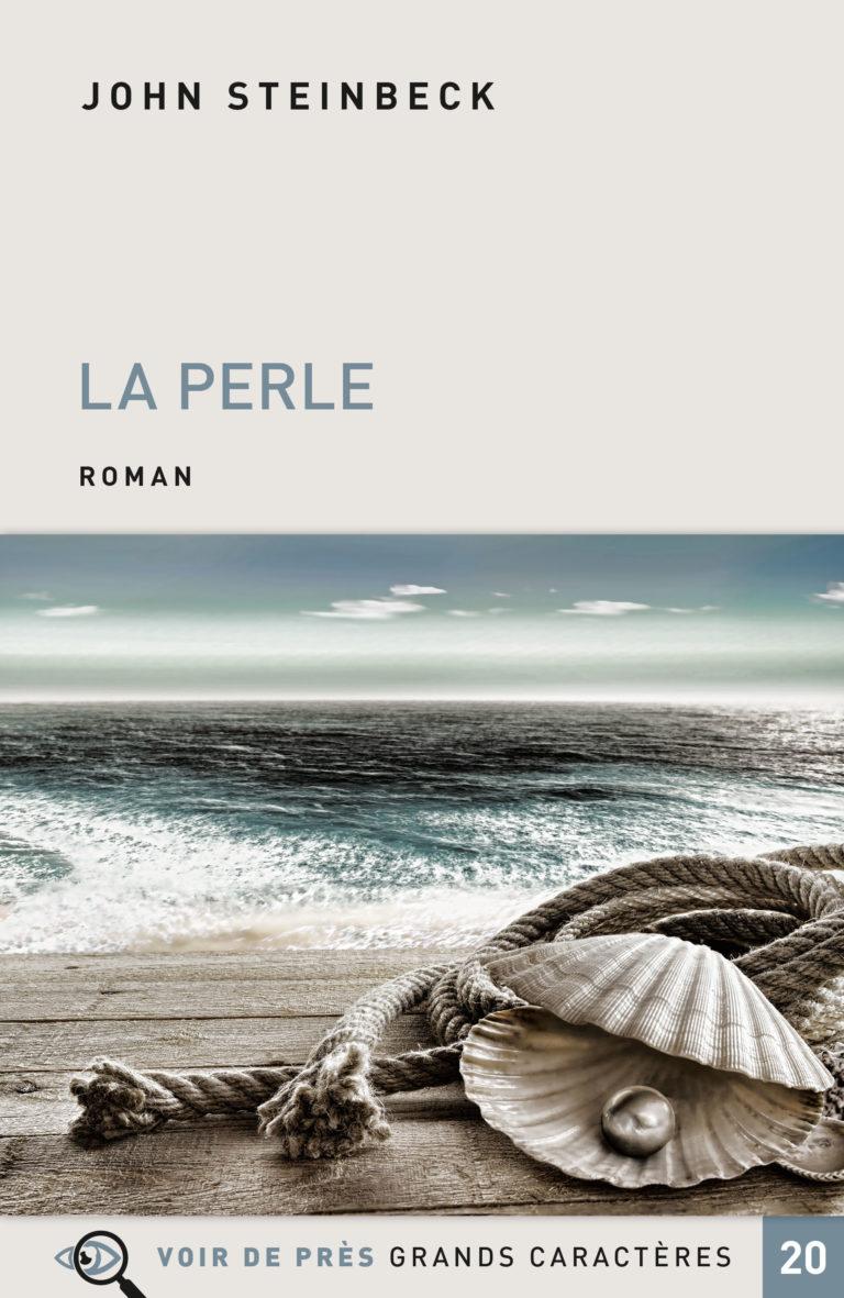 Couverture de l'ouvrage La Perle