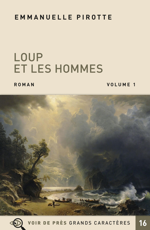 Couverture de l'ouvrage Loup et les hommes