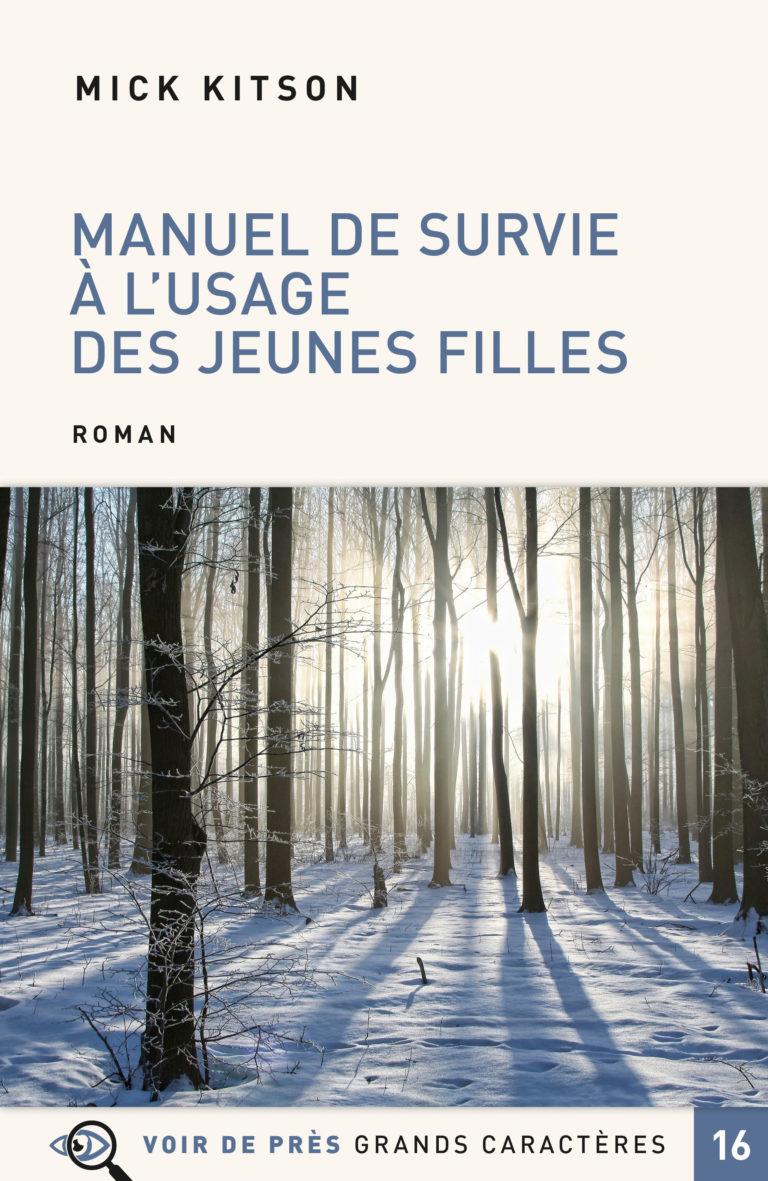 Couverture de l'ouvrage Manuel de survie à l'usage des jeunes filles