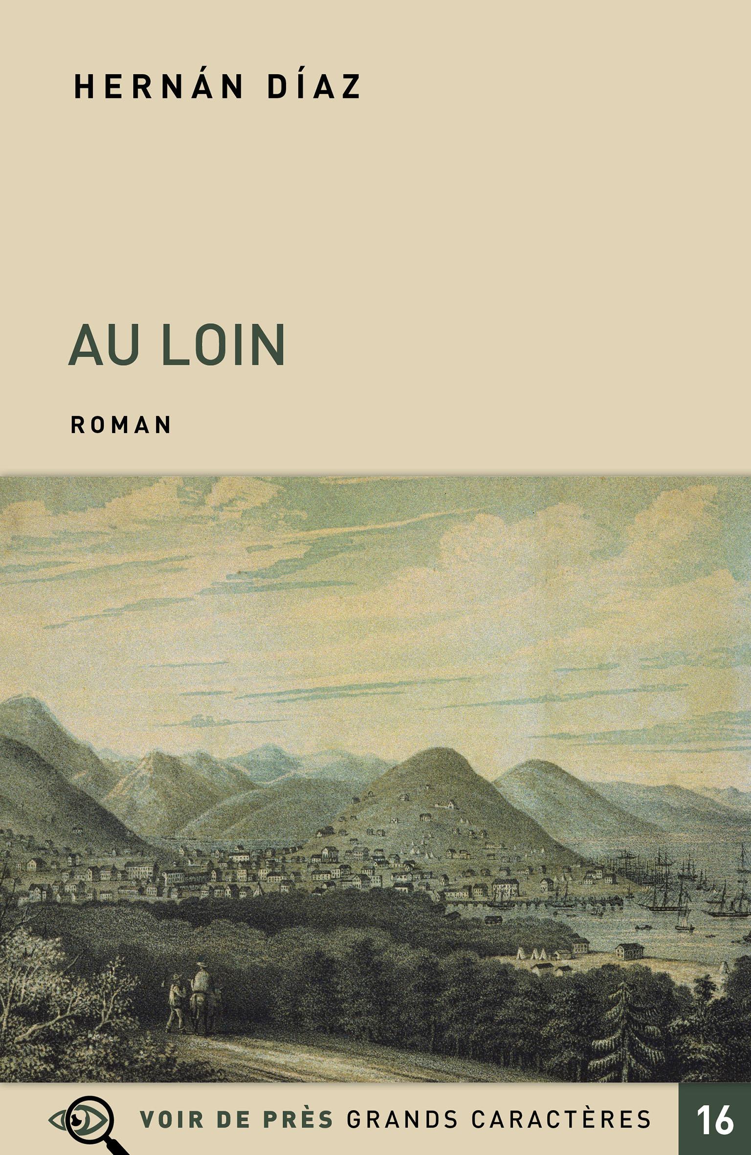 Couverture de l'ouvrage Au loin