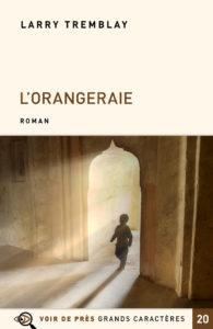 Couverture de l'ouvrage L'Orangeraie