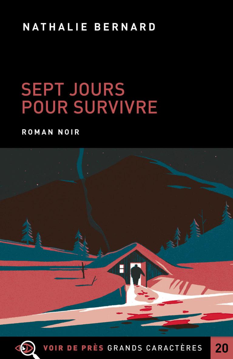 Couverture de l'ouvrage Sept jours pour survivre