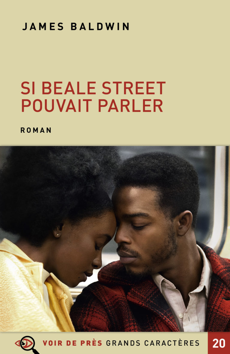 Couverture de l'ouvrage Si Beale Street pouvait parler