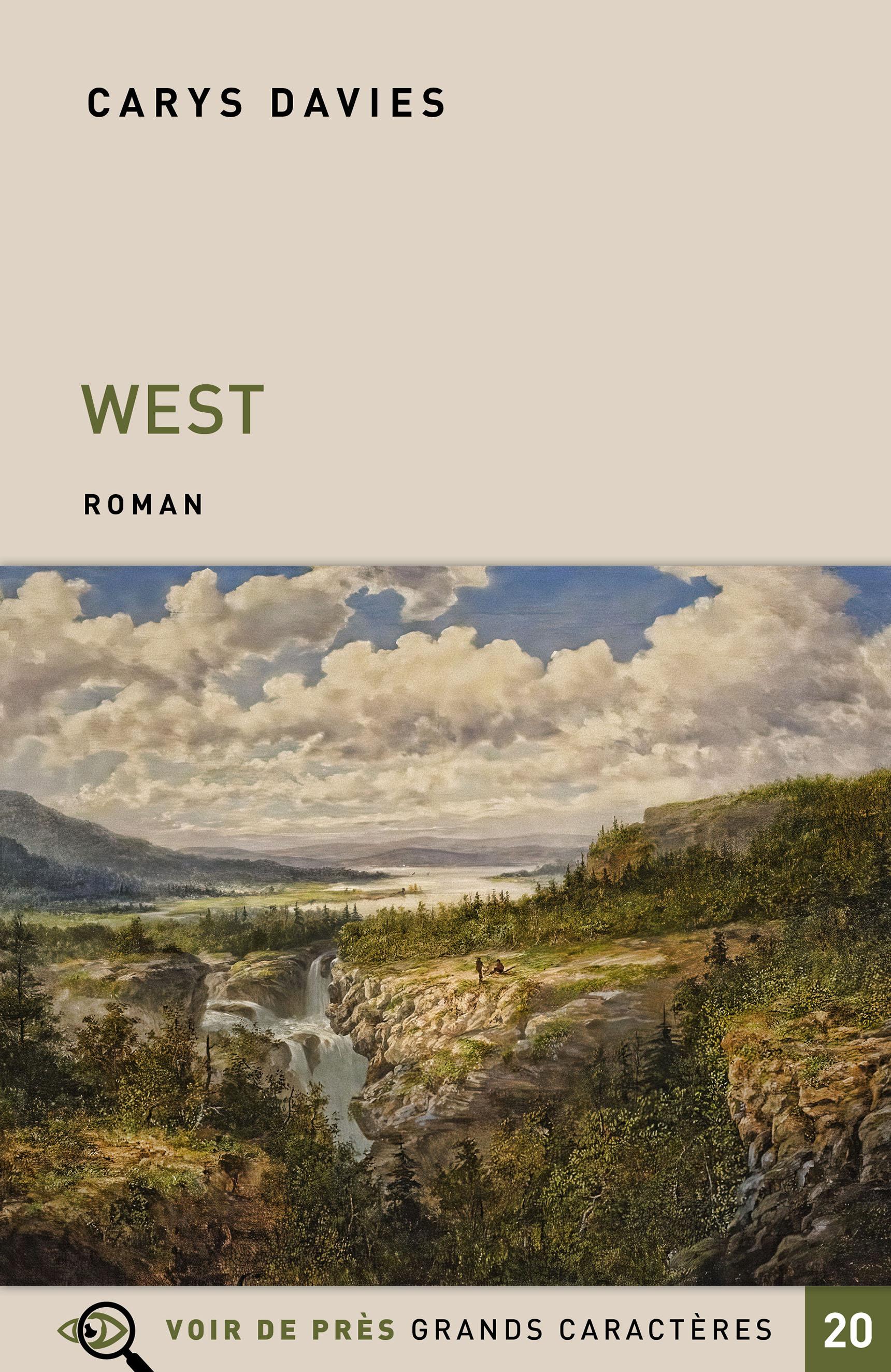 Couverture de l'ouvrage West