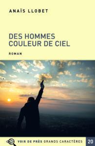 Couverture de l'ouvrage Des hommes couleur de ciel