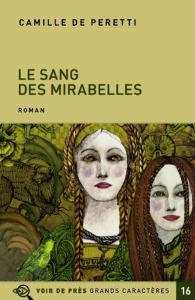 Couverture de l'ouvrage Le Sang des Mirabelles