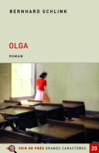 Couverture de l'ouvrage Olga