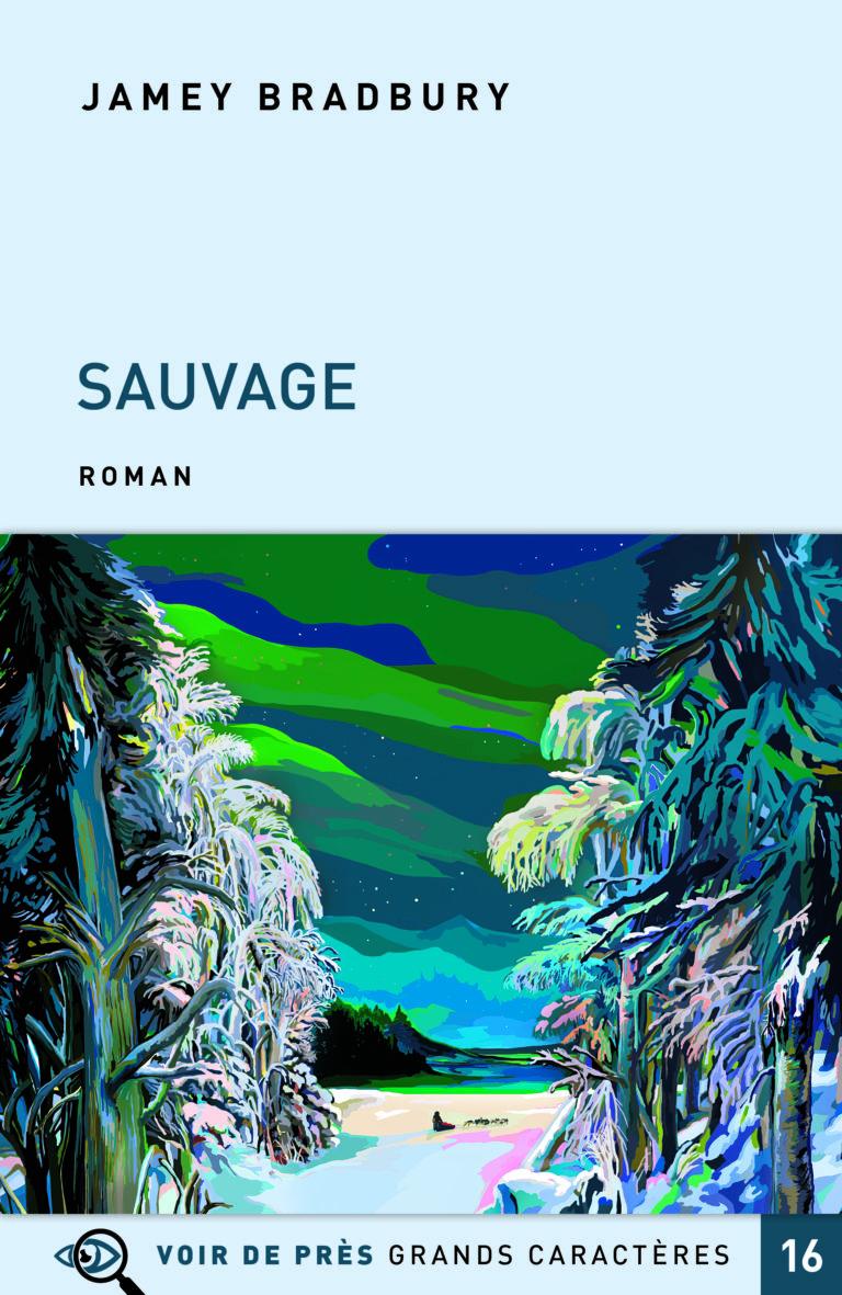 Couverture de l'ouvrage Sauvage