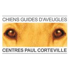 Logo Chiens guides d'aveugles