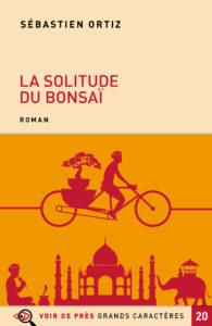 Couverture de l'ouvrage La Solitude du bonsaï