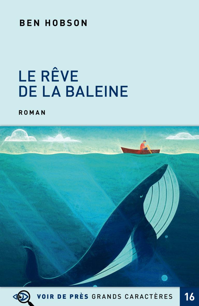 Couverture de l'ouvrage Le Rêve de la baleine