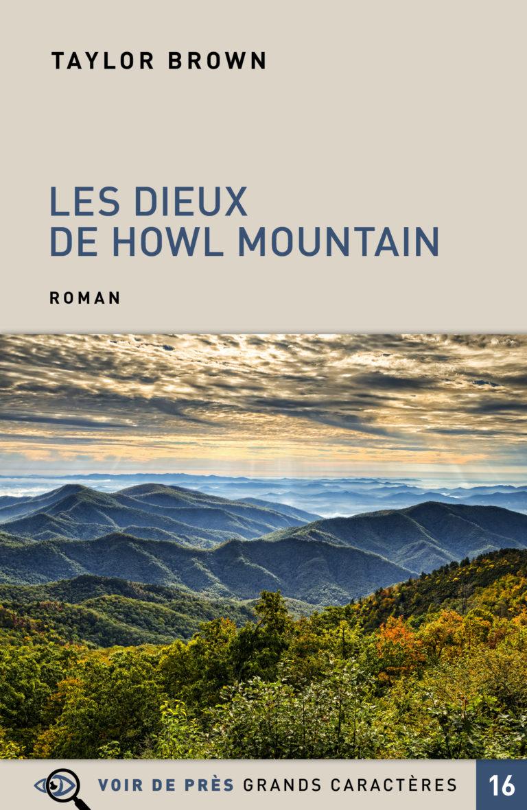 Couverture de l'ouvrage Les Dieux de Howl Mountain