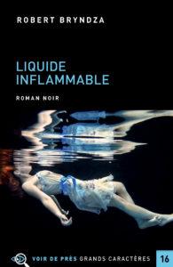 Couverture de l'ouvrage Liquide inflammable