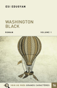 Couverture de l'ouvrage Washington Black