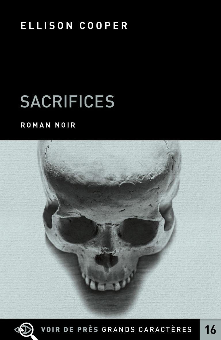 Couverture de l'ouvrage Sacrifices