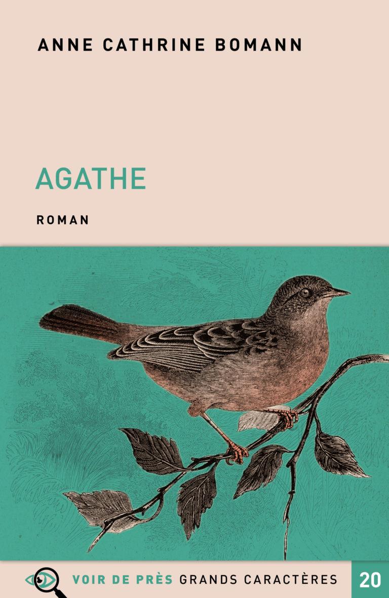 Couverture de l'ouvrage Agathe