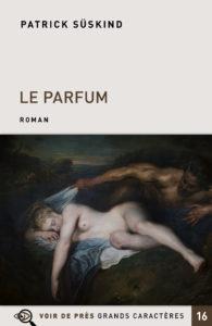 Couverture de l'ouvrage Le Parfum