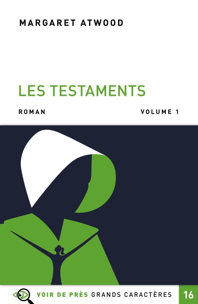 Couverture de l'ouvrage Les Testaments