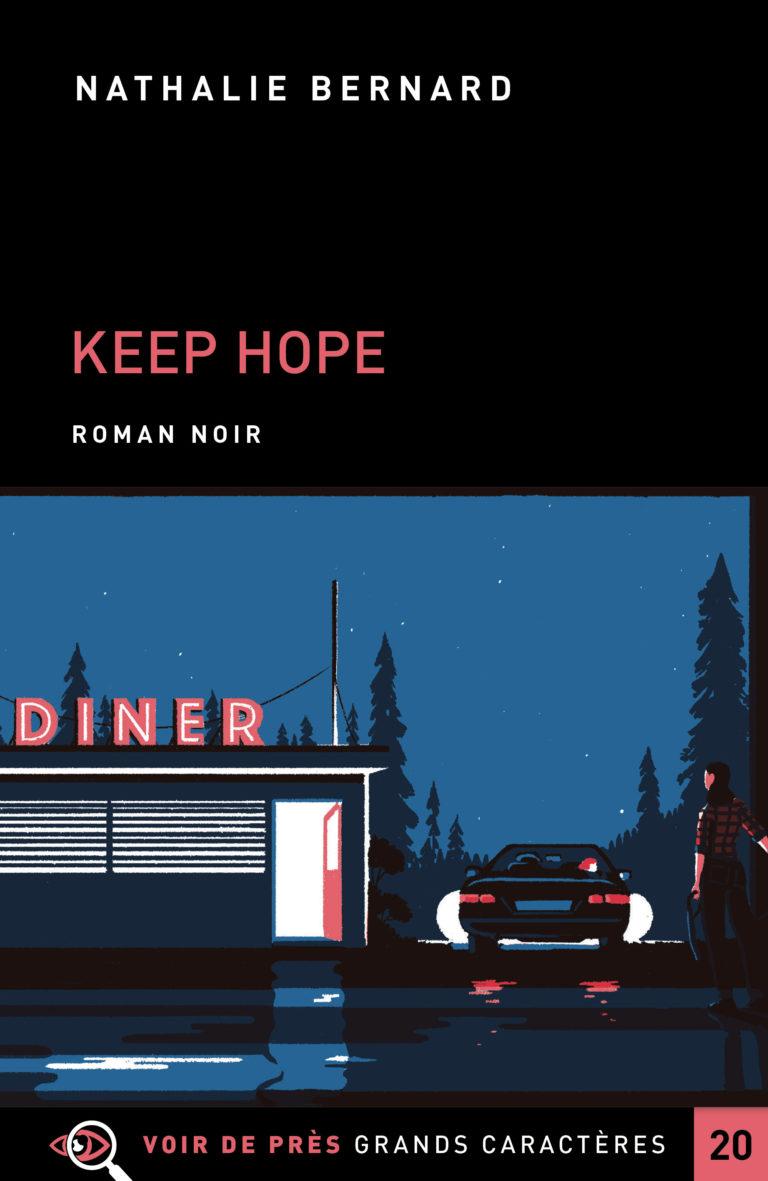 Couverture de l'ouvrage Keep Hope