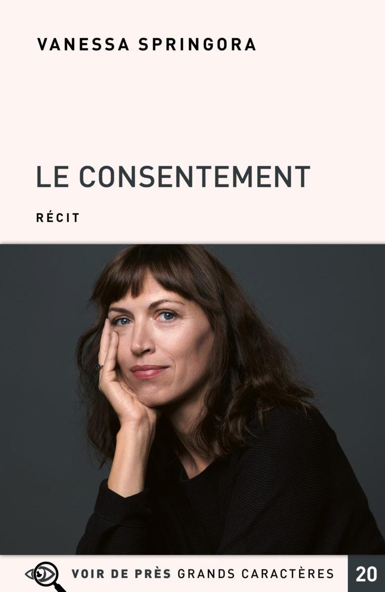 Couverture de l'ouvrage Le Consentement