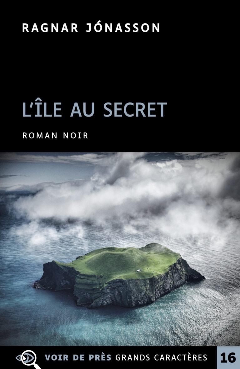 Couverture de l'ouvrage L'Île au secret