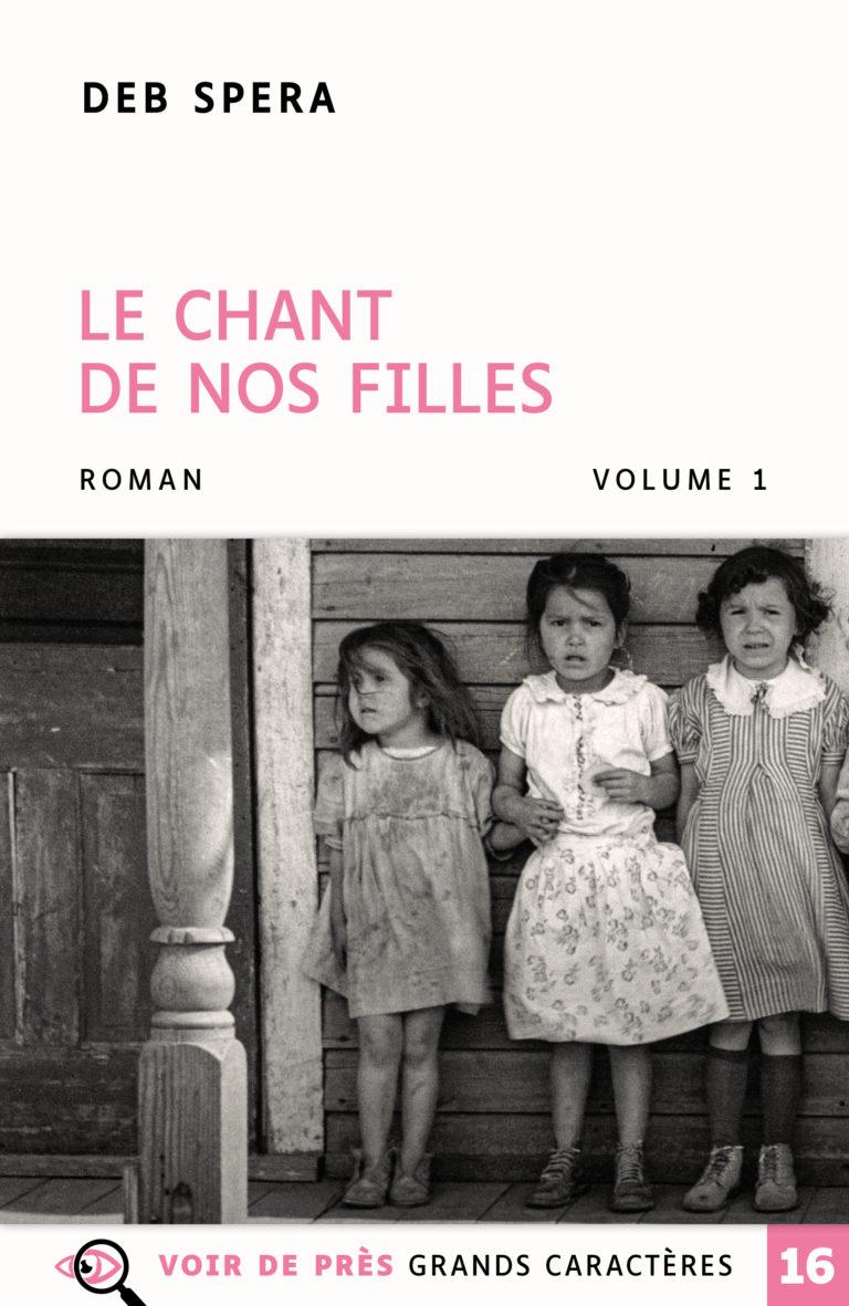 Couverture de l'ouvrage Le Chant de nos filles