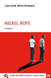 Couverture de l'ouvrage Nickel Boys