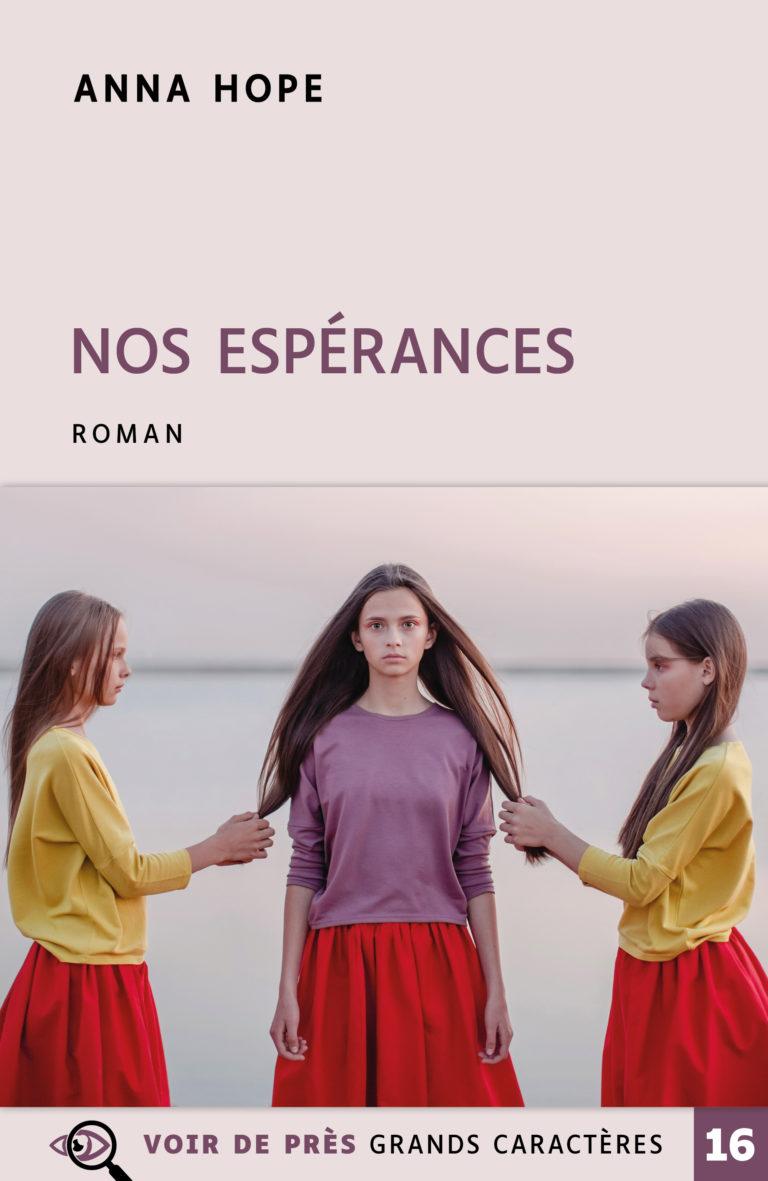 Couverture de l'ouvrage Nos espérances