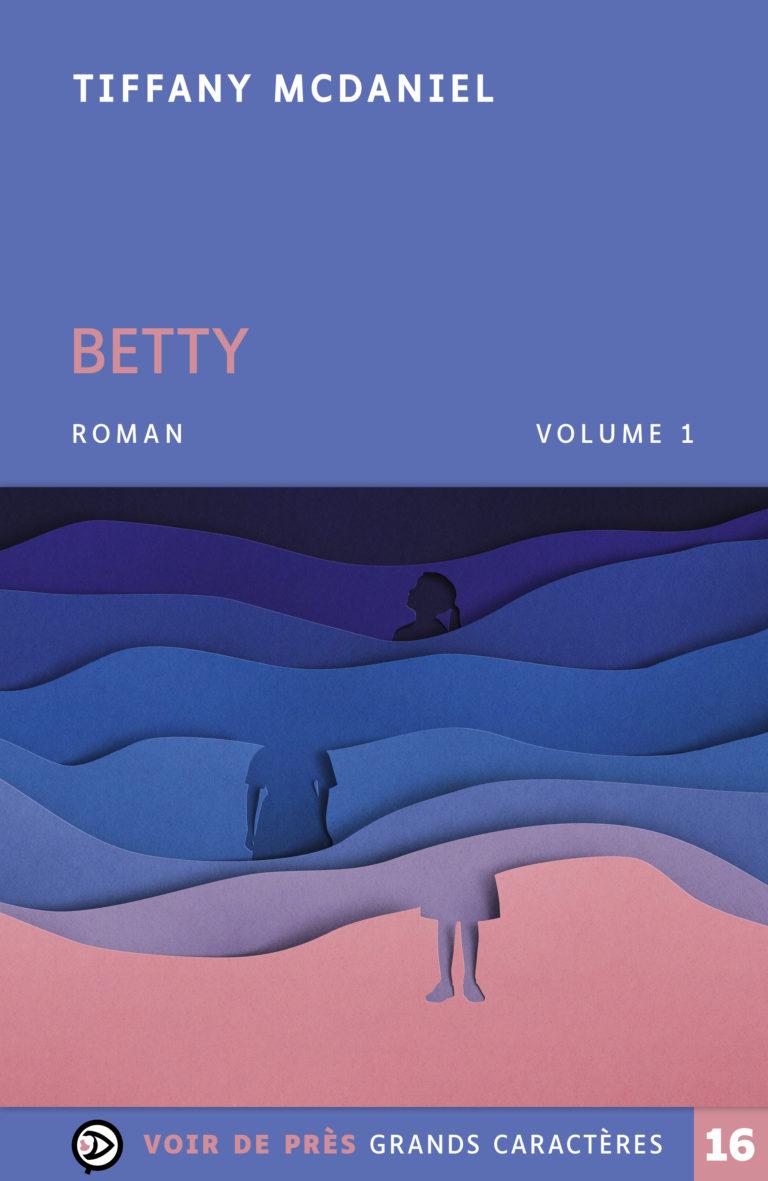 Couverture de l'ouvrage Betty