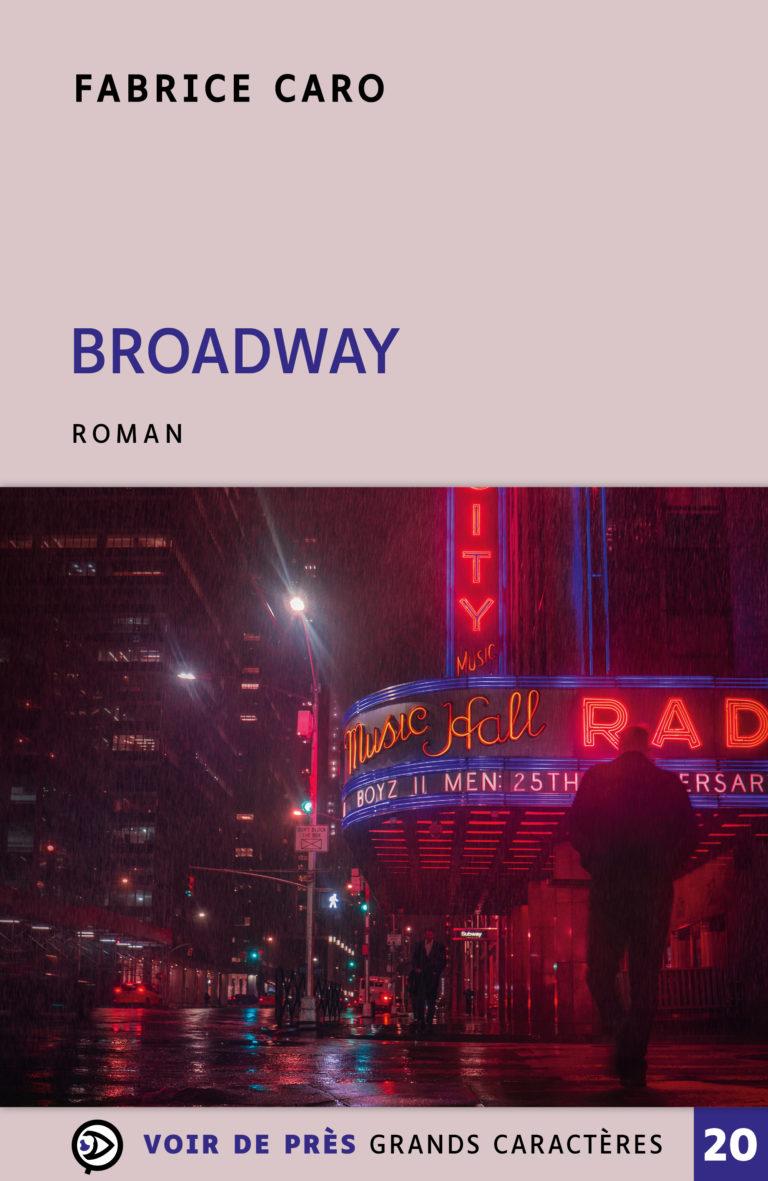 Couverture de l'ouvrage Broadway