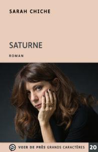 Couverture de l'ouvrage Saturne
