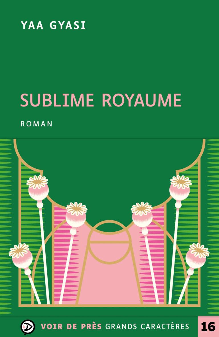 Couverture de l'ouvrage Sublime Royaume