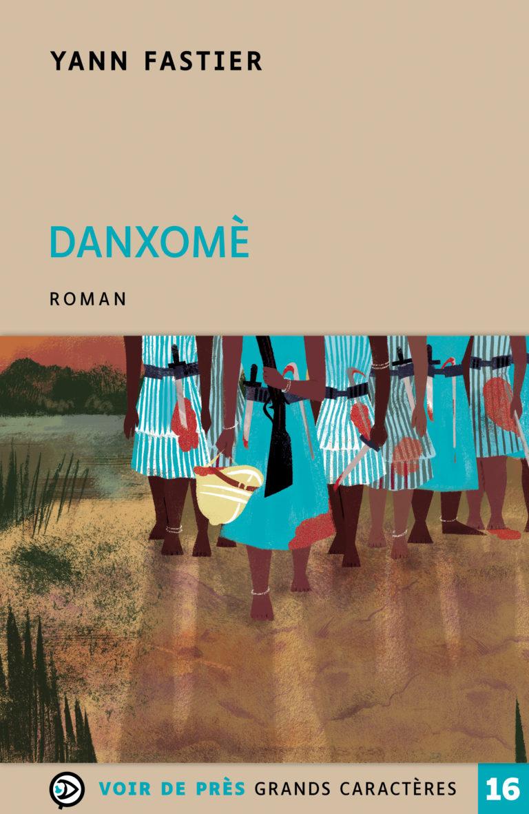 Couverture de l'ouvrage Danxomè