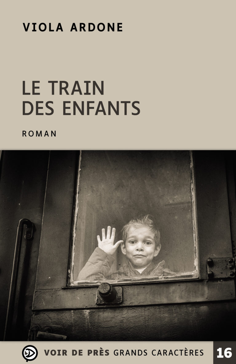 Couverture de l'ouvrage Le Train des enfants