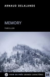 Couverture de l'ouvrage Memory