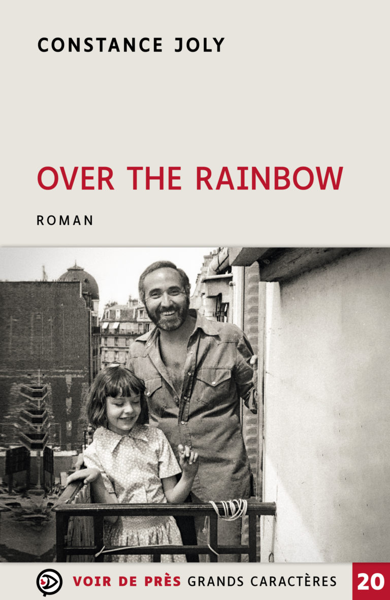 Couverture de l'ouvrage Over the Rainbow